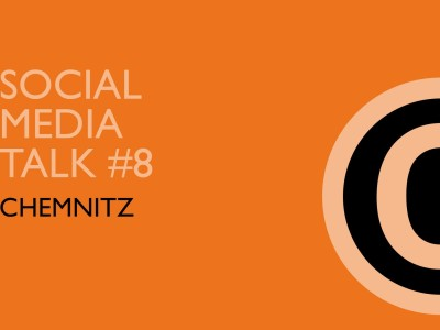 Social Media Talk Chemnitz Nummer 8 zu Snapchat und Instagram Stories